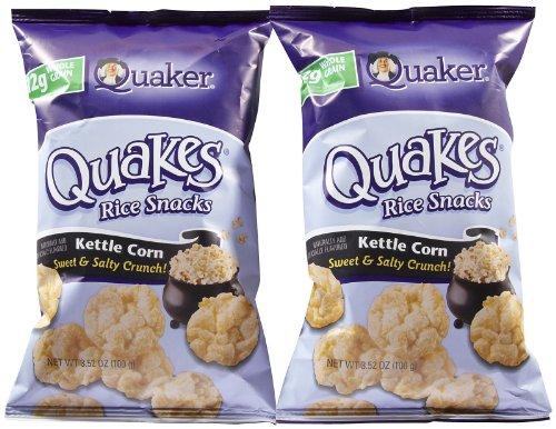 Quaker Mini Rice Kettle Corn, 3.52 oz, 3 pk