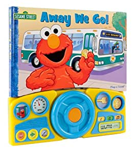 Away We Go! Color