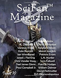 SciFan Magazine Issue 10: Beyond Science Fiction & Fantasy (Volume 10)