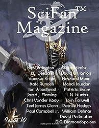 SciFan Magazine Issue 10: Beyond Science Fiction & Fantasy (Volume 10)