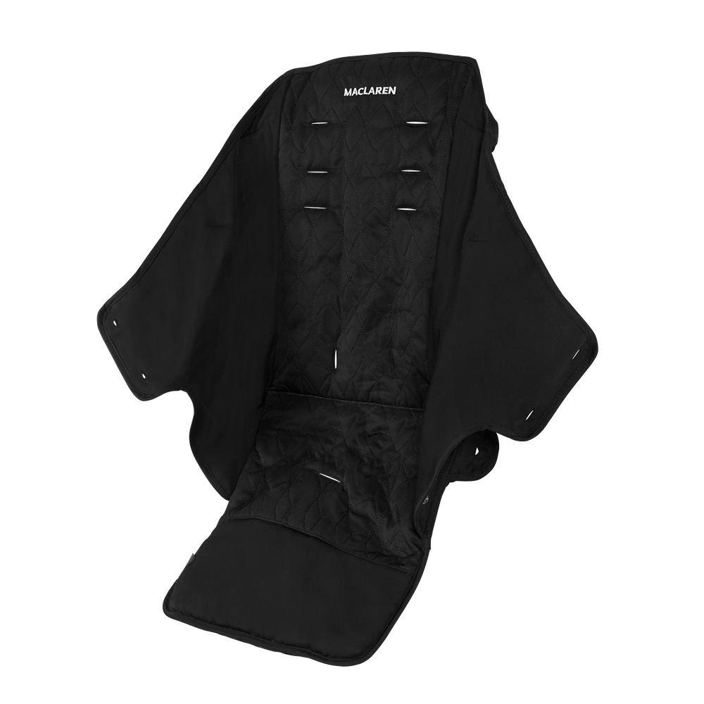 Maclaren Quest Seat (Black/Silver) Maclaren UK Baby PM1Y130092