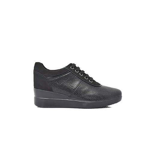 06b7108e Geox D Stardust A, Zapatillas para Mujer: Amazon.es: Zapatos y complementos