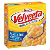 Kraft Dinners Velveeta Shells & Cheese 24OZ (Pack of 18)
