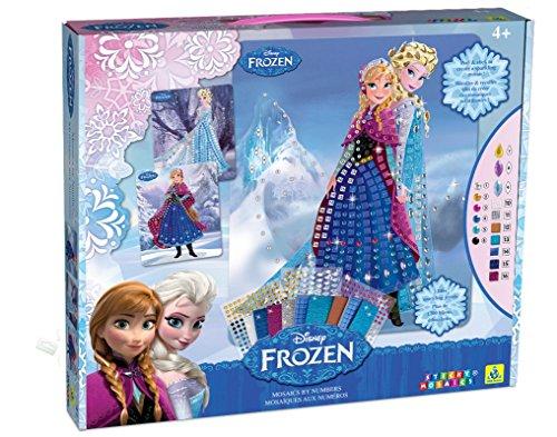Disney Die Eiskönigin Völlig unverfroren - Mosaik-Bastelset [UK Import]