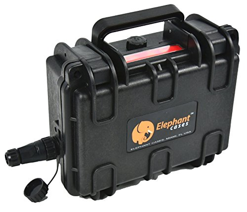 Outdoor Waterproof Battery Box Case With Ip68 Connector