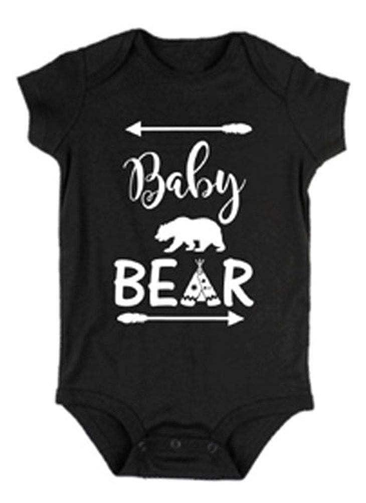 Baby Kersttrui.Amazon Com Sr Bear Family T Shirts For Mama Bear Papa Bear Baby