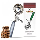 Stainless Steel Ice Cream Scoop / Cookie Scooper