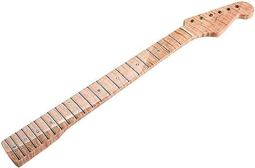 Guitarra eléctrica Cuello DIY, para reemplazo de Piezas de ...