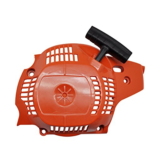 QHALEN Recoil Pull Start Starter Assembly Replacement Fits Husqvarna 230 235 236 240 Chainsaw OEM 545 00 80 25 by QHALEN