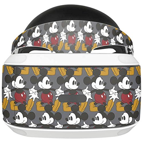 Mickey Mouse PlayStation VR Skin - Vintage Mickey Mouse Vinyl Decal Skin For Your PlayStation VR