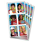 Party America High School Musical Stickers 4 Sheets