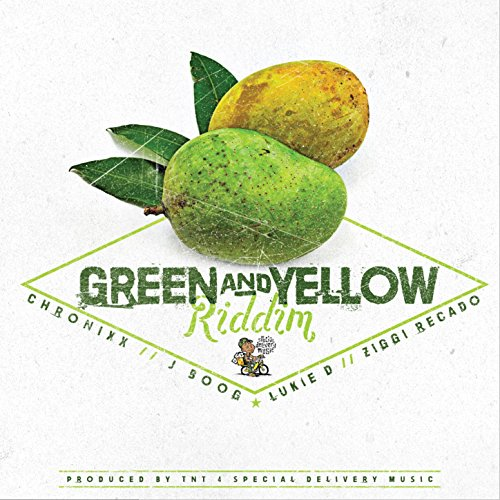 Green X Yellow Riddim