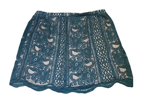 Xhilaration Juniors Lace Skirt - 6