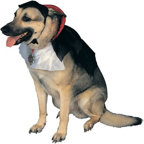 Dogula Dog Halloween Costume (Large)