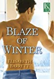 Blaze of Winter (Star Harbor Book 2)