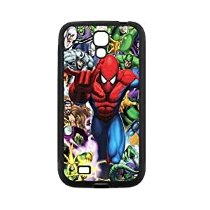 Custom Spider Man Back Cover Case for SamSung Galaxy S4 I9500 JNS4-337