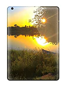 High Quality Summer Sunset Cases For Ipad Air / Perfect Cases