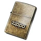Zippo 28994 Zippo Stamp Anti Brass / Made in USA /South Korea Version /GENUINE and ORIGINAL Packing