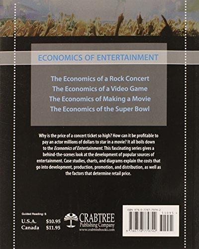 The Economics of a Rock Concert (Economics of Entertainment)