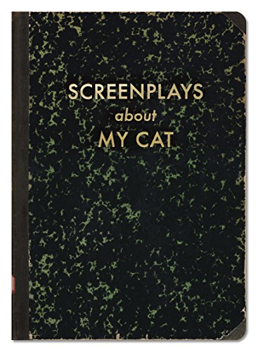 Screenplays About My Cat Journal