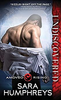 Undiscovered (Amoveo Rising) by [Humphreys, Sara]