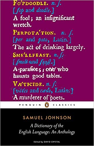 Amazon a dictionary of the english language an anthology a dictionary of the english language an anthology penguin classics reprint edition stopboris Image collections