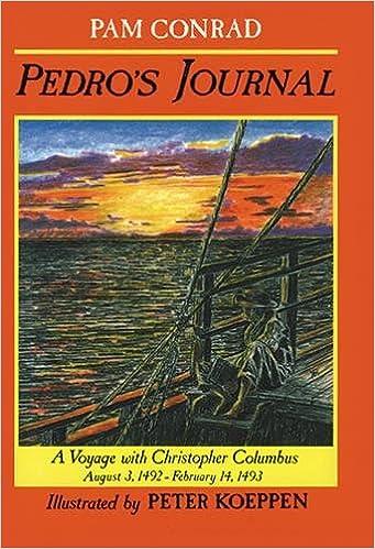 Pedro`s Journal [EN] - Pam Conrad