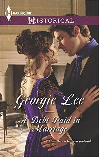 A Debt Paid in Marriage (The Business of Marriage) by [Lee, Georgie]