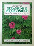 img - for Growing Geraniums and Pelargoniums (Growing Series) by Jean Llewellyn (1986-11-03) book / textbook / text book