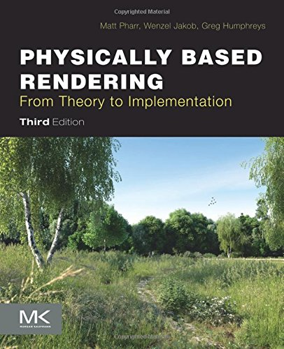 128006455 - Physically Based Rendering, Third Edition: From Theory to Implementation