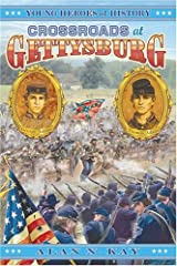 Crossroads at Gettysburg (Young Heroes of History) Paperback