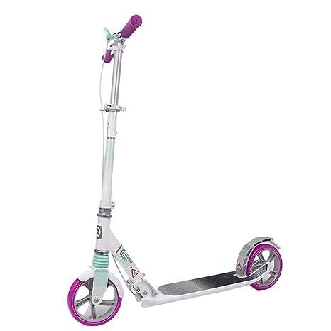 Patinete Scooter para niños/Adolescente Ligero portátil ...