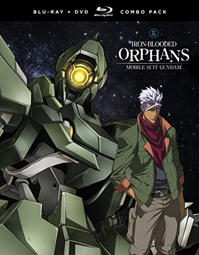 Mobile Suit Gundam: Iron-Blooded Orphans - Season One Part Two [Blu-ray]