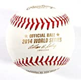 2014 Rawlings World Series Official Baseball NIB ~ San Francisco Giants - Game Used Baseballs