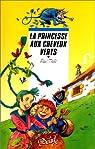 La princesse aux cheveux verts par Thiès