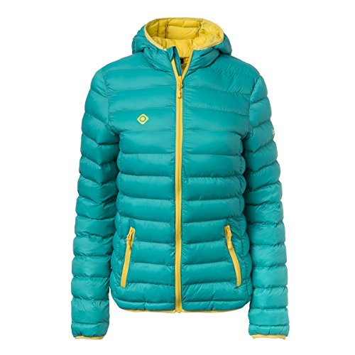 loft Ailama Blue yellow Donna Aqua Izas Padded Mount UEZwZ