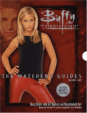 Buffy: The Watcher's Guides Boxed Set (Buffy the Vampire Slayer) by Pocket Books