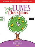 Twelve Tunes of Christmas, Bryce Inman, 0634093150