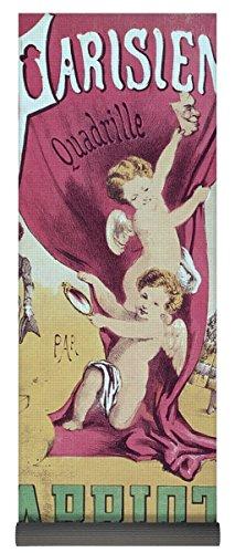 Costumes Parisien (Pixels Yoga Mat w/ Bag
