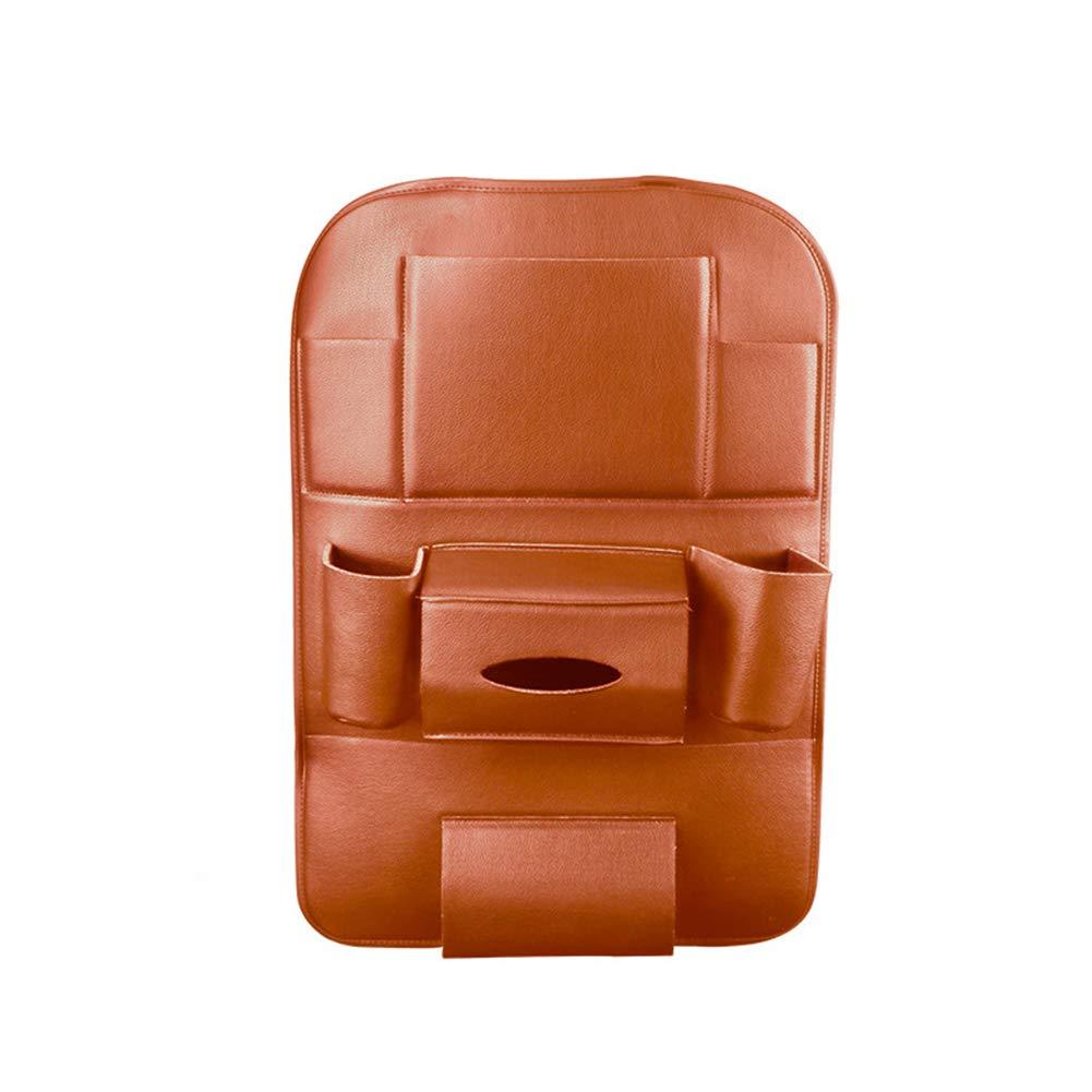 MYLJX Multi-Pocket Car Storage Bag Universal Box Back Seat Bag Organizer Backseat Holder Pockets Protector Auto Accessories for Kid-3
