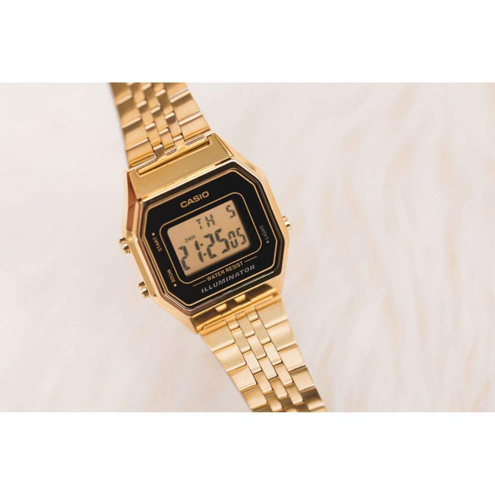 Casio Collection Women's Watch LA680WEGA 1ER