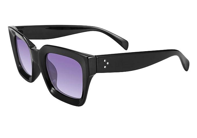 Amazon.com: FEISEDY - Gafas de sol clásicas para mujer ...