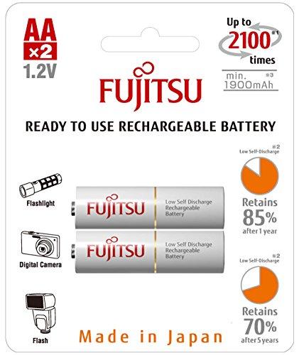 fujitsu aa battery - 2
