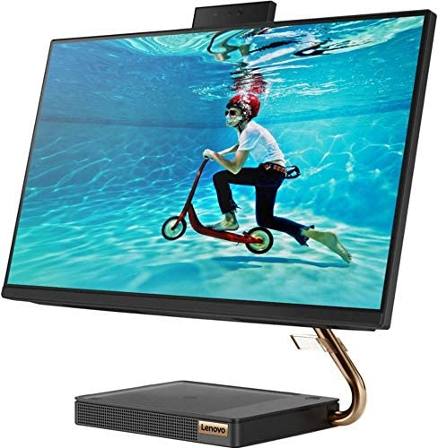 "Lenovo 24"" FHD (1920 x 1080) IPS Touchscreen All-in-One Ideacentre A540 with Intel 8 Core i7-9700T Processor up to 4.30 GHz, 16GB DDR4 RAM, 512GB PCIe SSD, and Windows 10 Home"