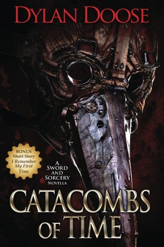Catacombs Time Sword Sorcery Novella product image
