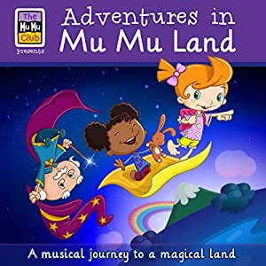 Adventures In Mu Mu Land Audiobook