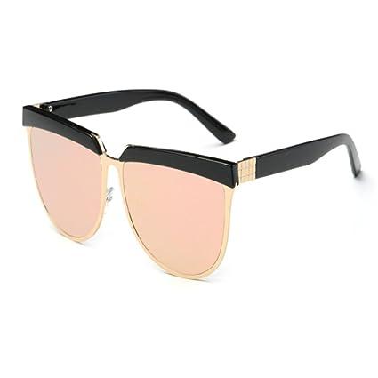 0e8408281d4 Image Unavailable. Image not available for. Color  Hotngtn Retro Cat Eye  Sunglasses ...