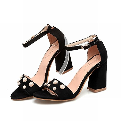 Sandali Con Tacco Alto Da Donna Con Fibbia Alla Caviglia E Cinturino Alla Caviglia