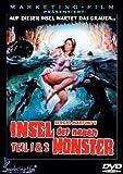 Screamers / The Fishmen and Their Queen ( L'isola degli uomini pesce / La regina degli uomini pesce ) [ NON-USA FORMAT, PAL, Reg.0 Import - Germany ]