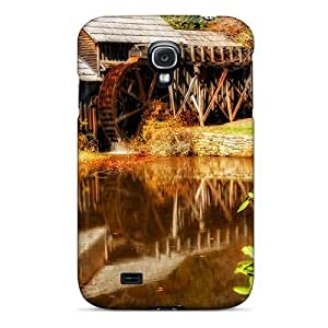 Perfect Autumn Mabry Mill Case Cover Skin For Galaxy S4 Phone Case